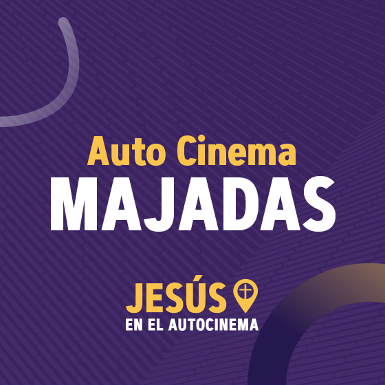 Servicio Dominical – Auto Cinema Majadas – 25/Oct