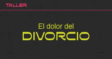 El dolor del divorcio