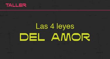 Las 4 leyes del amor